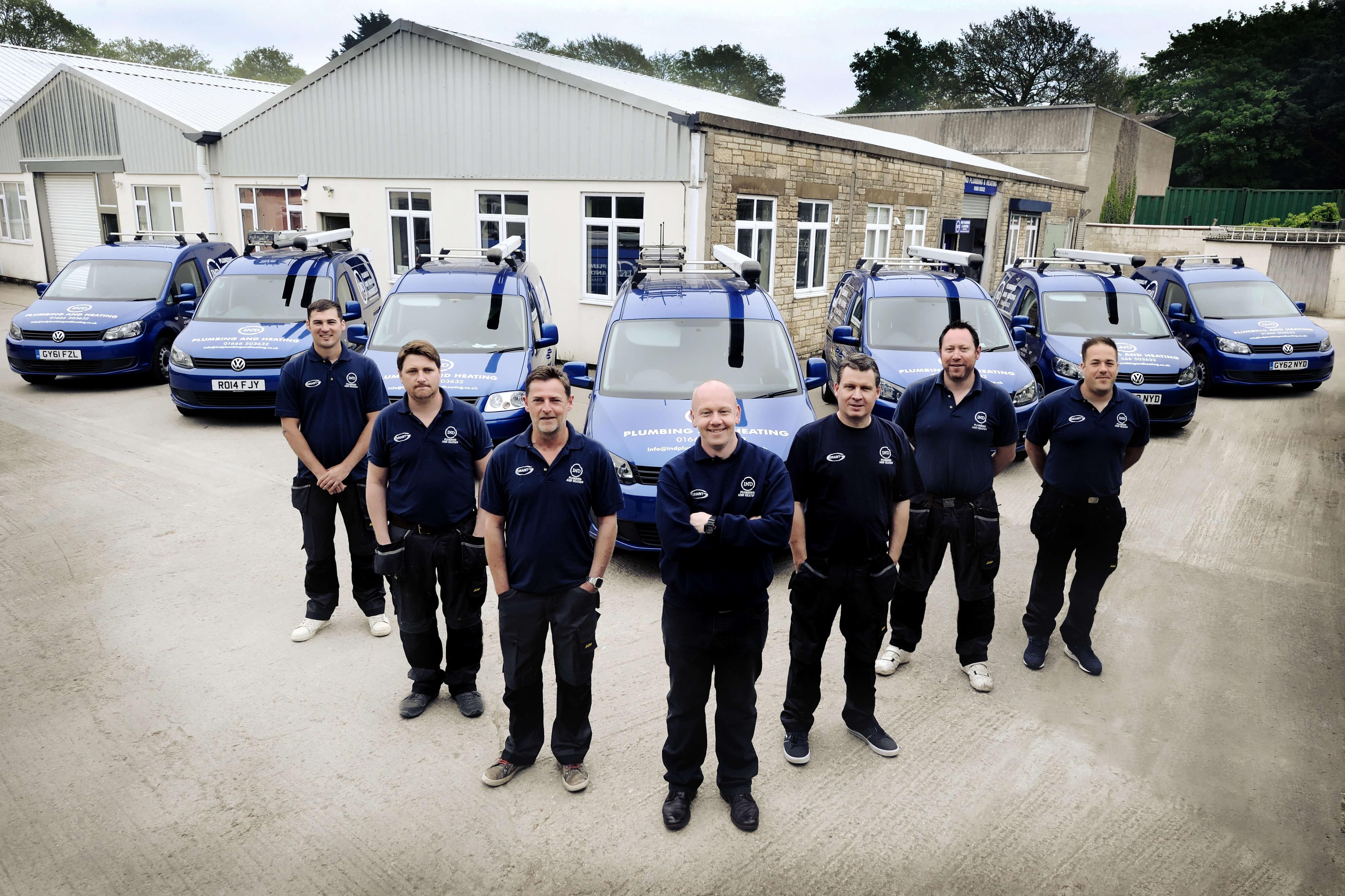 IND plumbing & heating Tetbury Best Plumbers in the county