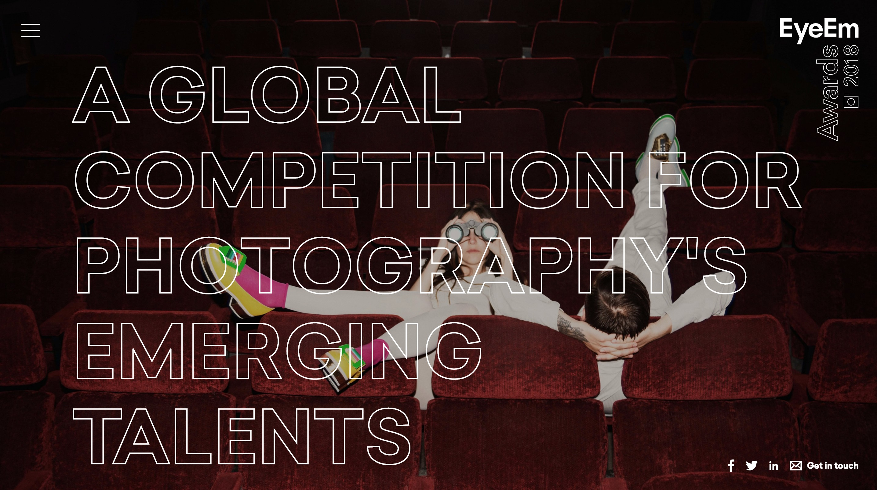 EyeEm Annual Photo Competition and Awards