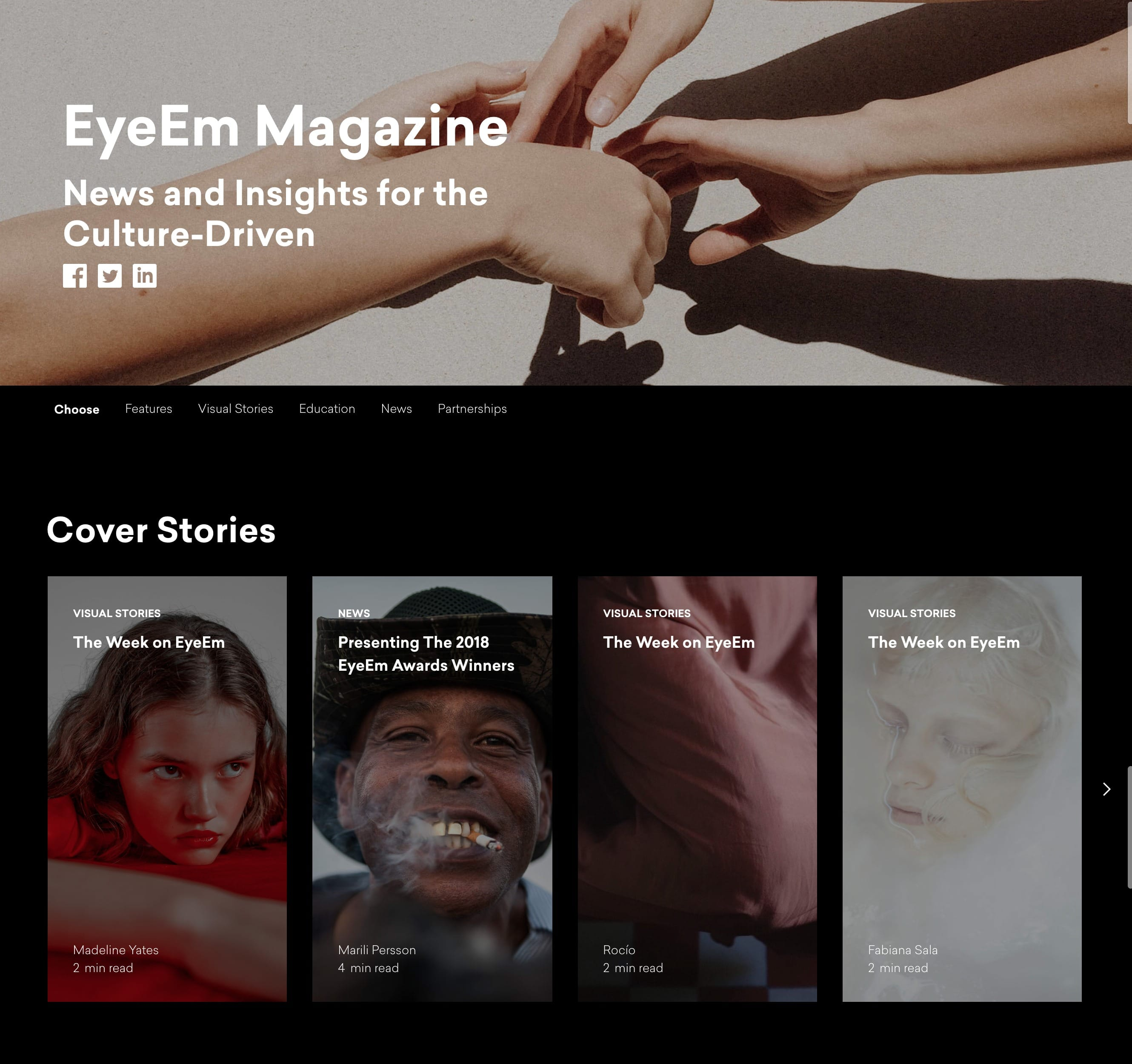 The EyeEm Magazine Covers Photography News, Insights and Tutorials