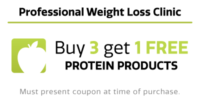 Buy 3 get 1 FREE Protein Products coupon