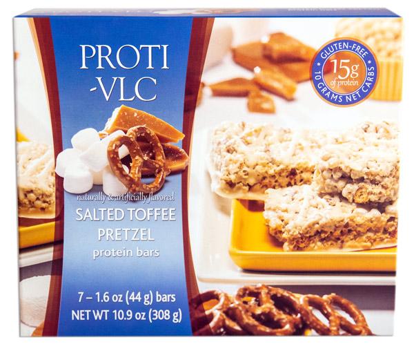 Proti - Salted Toffee Pretzel image