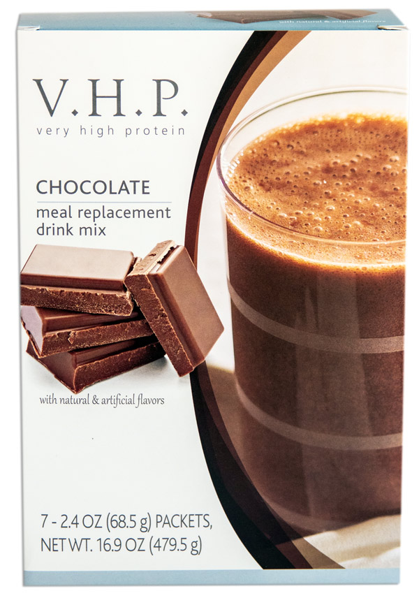 V.H.P. - Chocolate Meal Replacement Drink Mix image