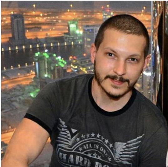 Dmitriy Shekhovtsov