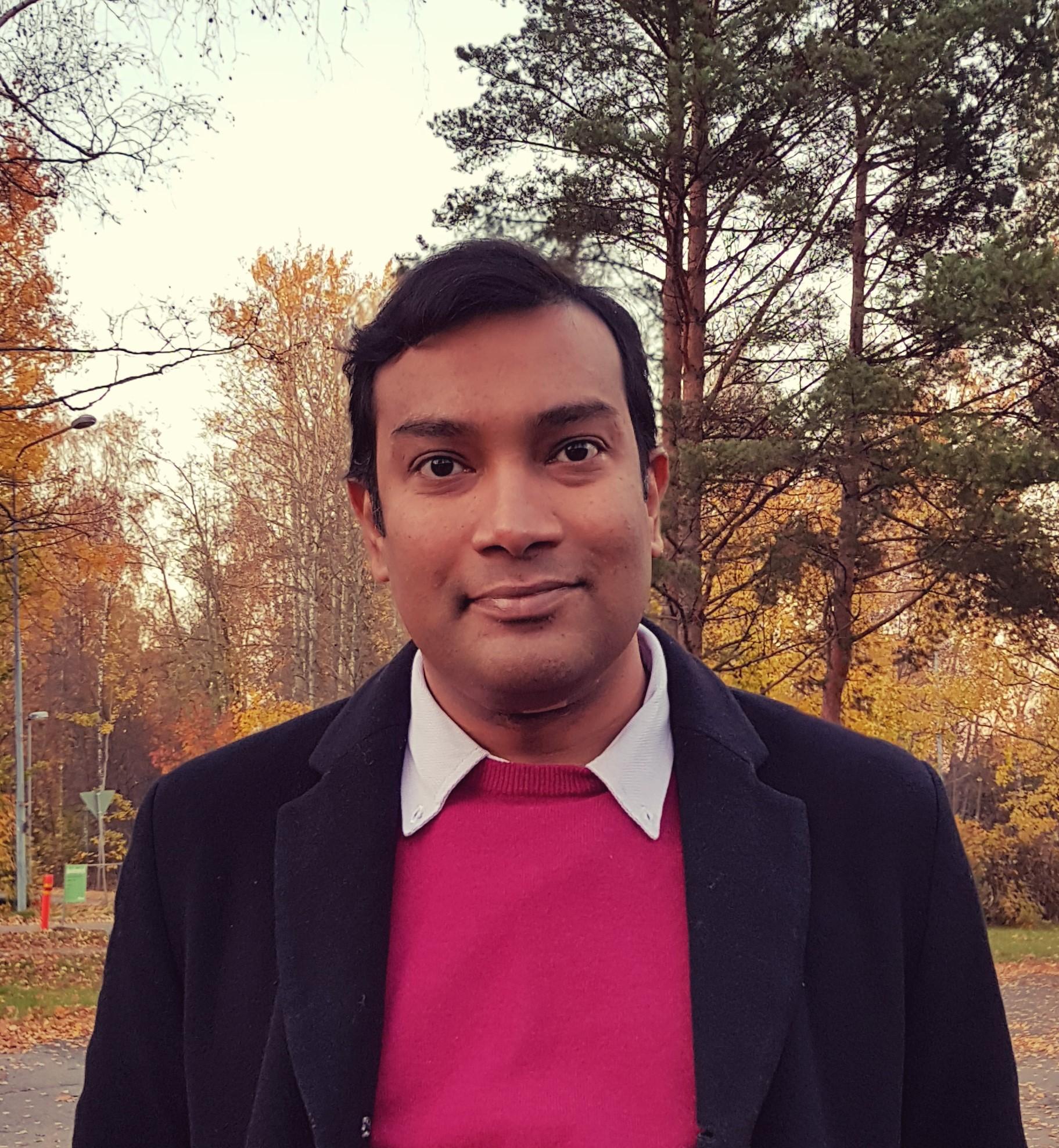 Rijubrata Bhaumik