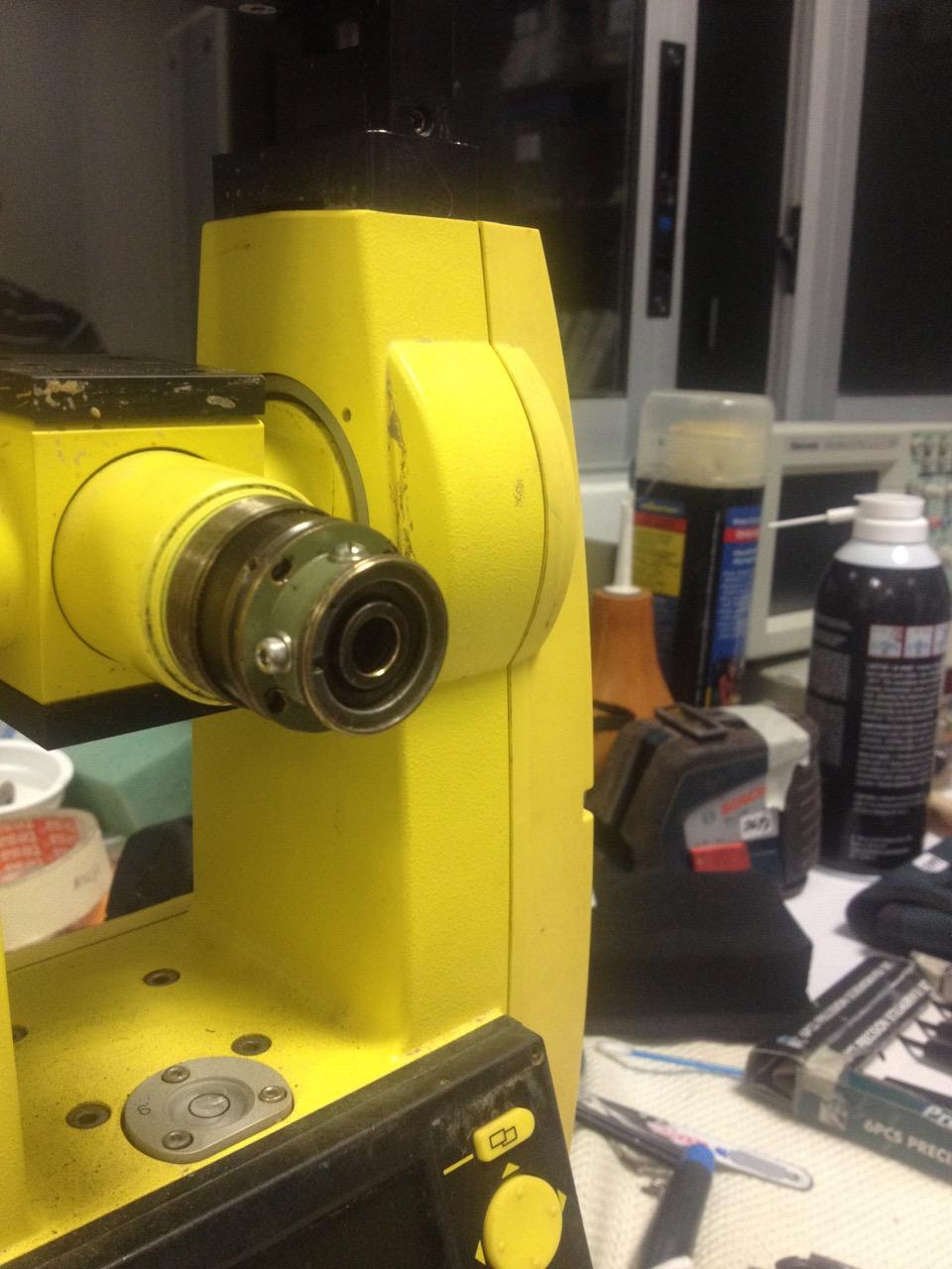 Mantenimiento Preventivo Leica