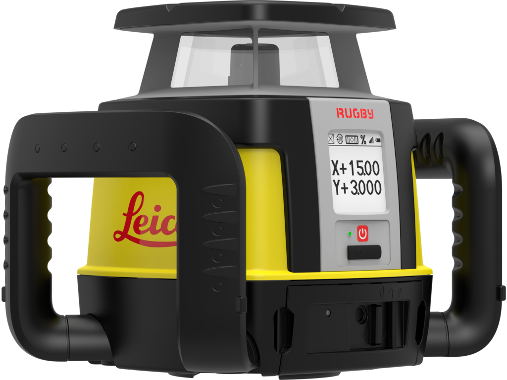 Leica Rugby CLH