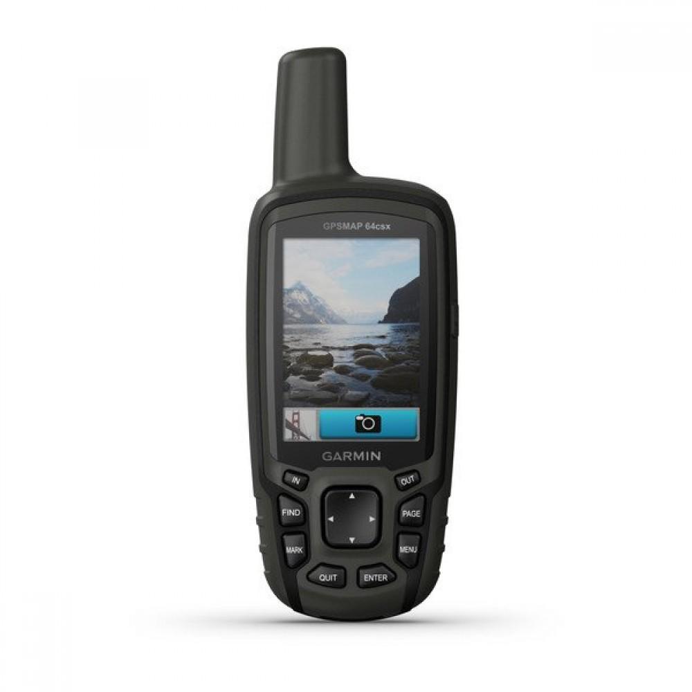 GARMIN GPSMAP 64csx