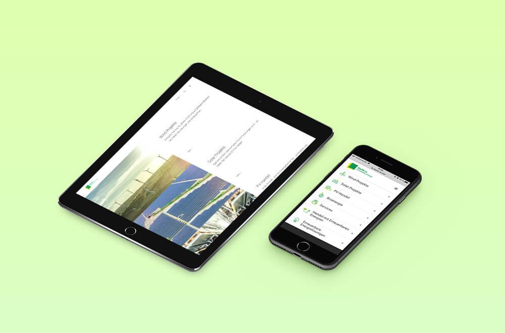 Web Development: Unser Website Relaunch für BayWa r.e.