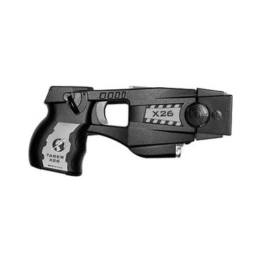 Taser X26 virtual reality training tool