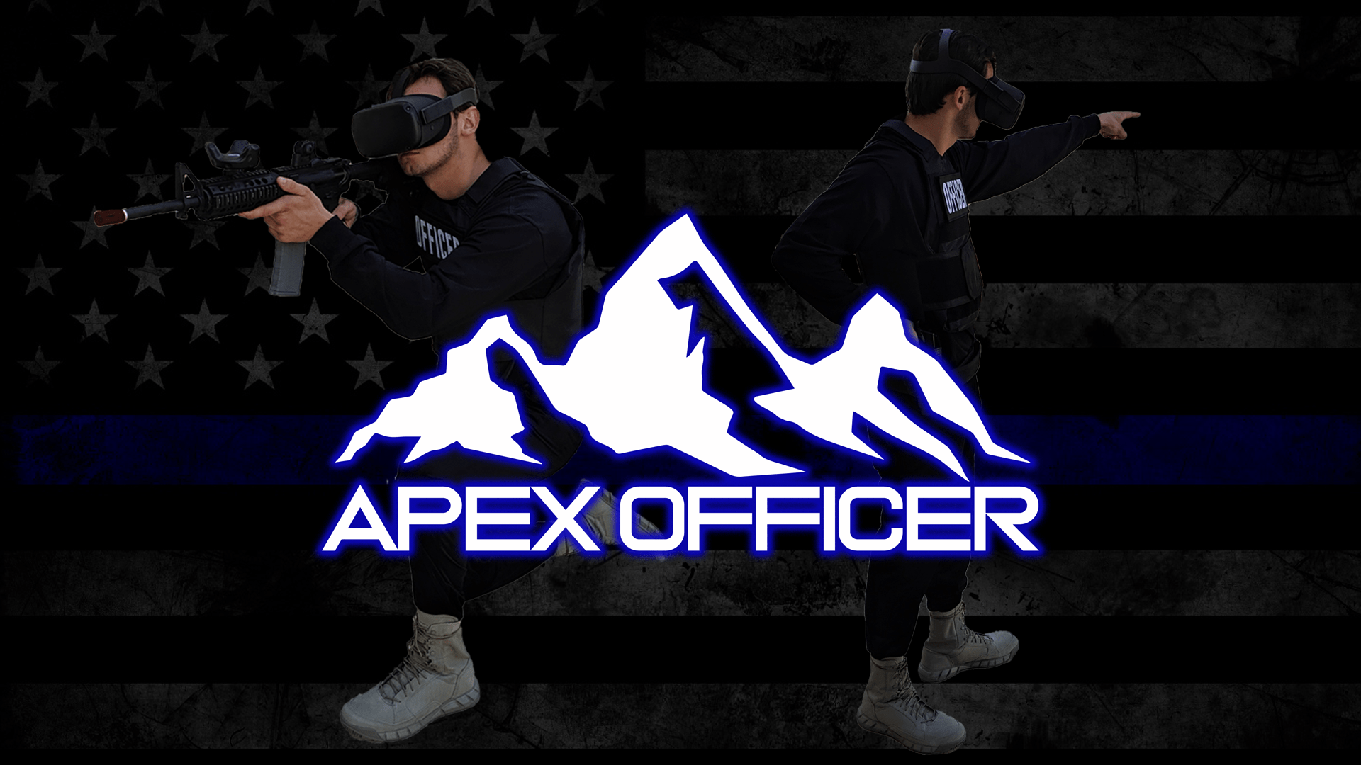 Apex Officer is the best VR training simulator for police officers and law enforcement agencies.