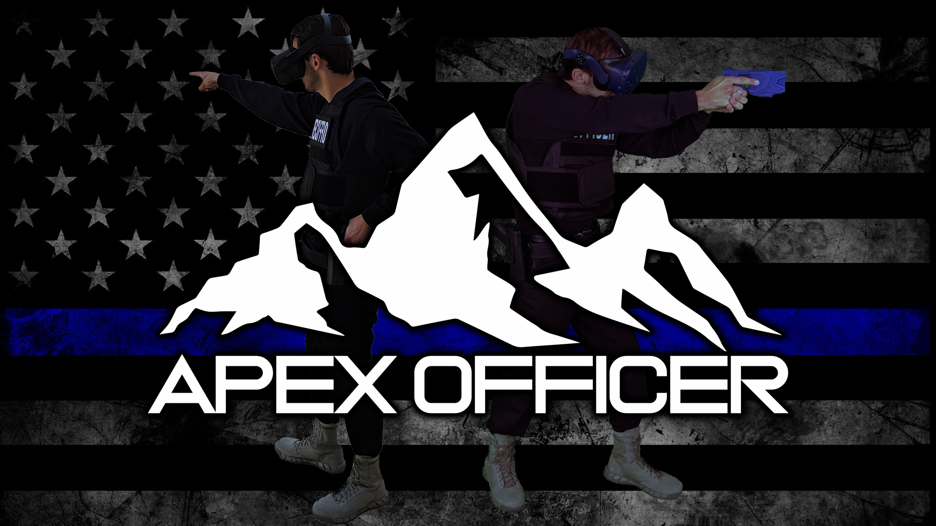 Apex Officer is the #1 VR training simulator for police officers and law enforcement agencies