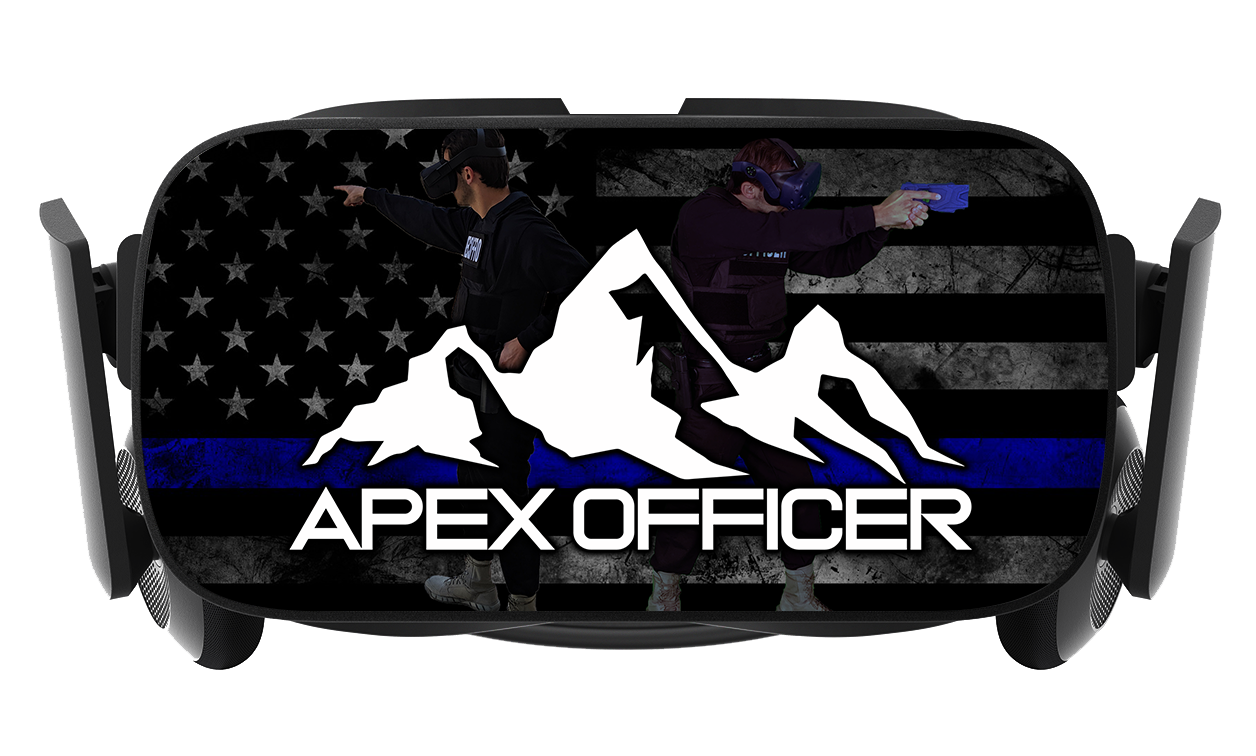 Apex Officer virtual reality police training