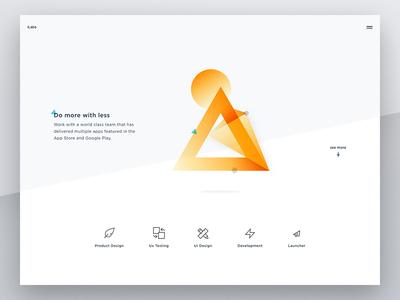 https://dribbble.com/shots/2543548-iLabs-Web-Concept-1