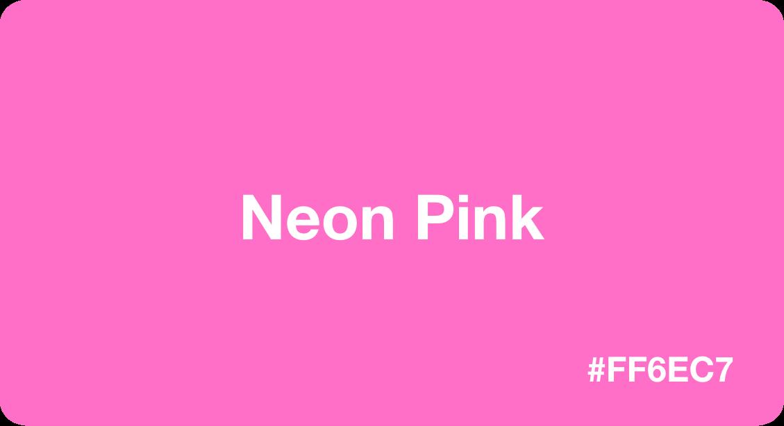 Hot Pink Hex