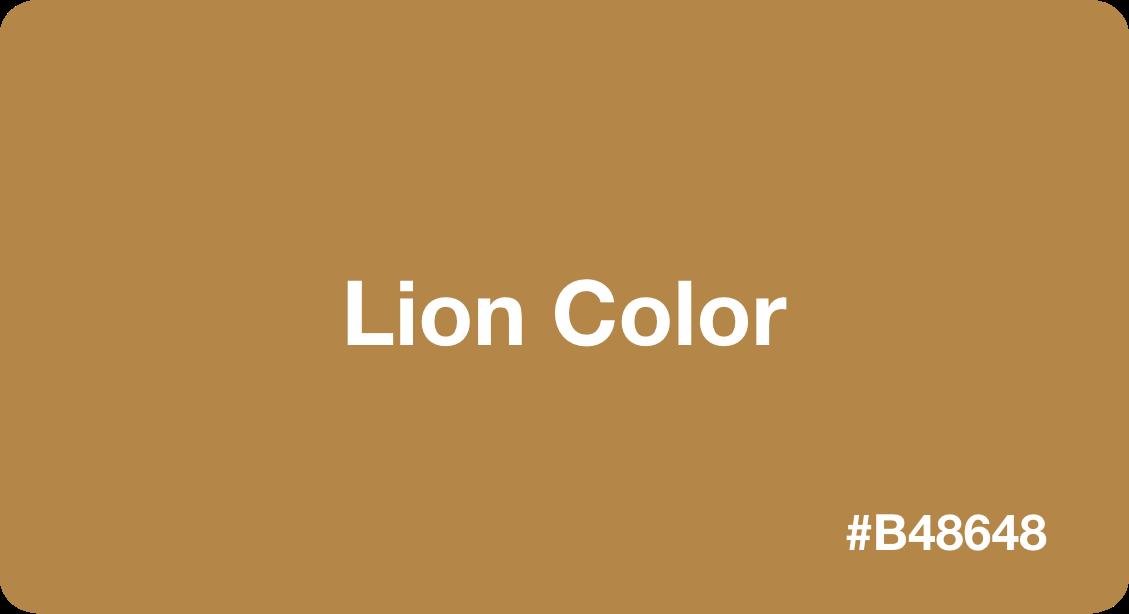 Lion Color