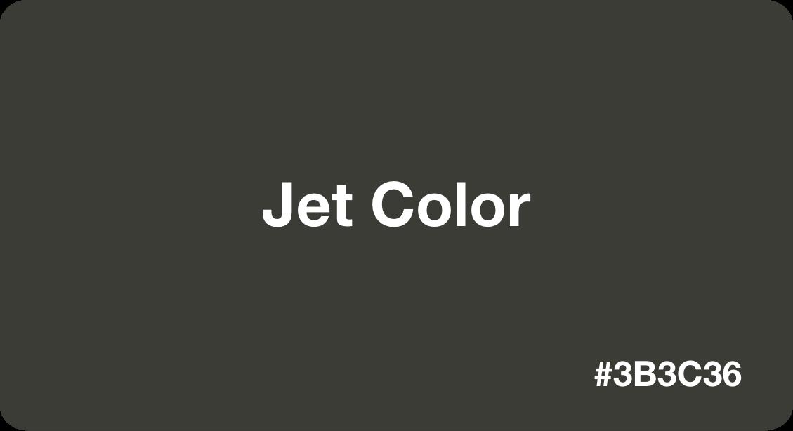 Jet Color