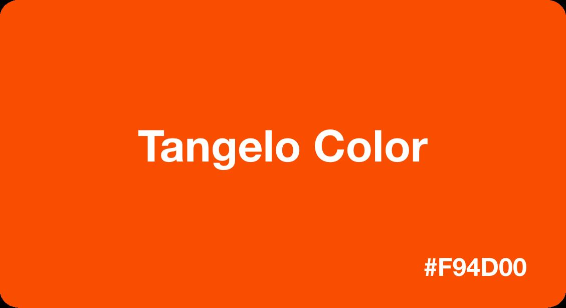 Tangelo Color