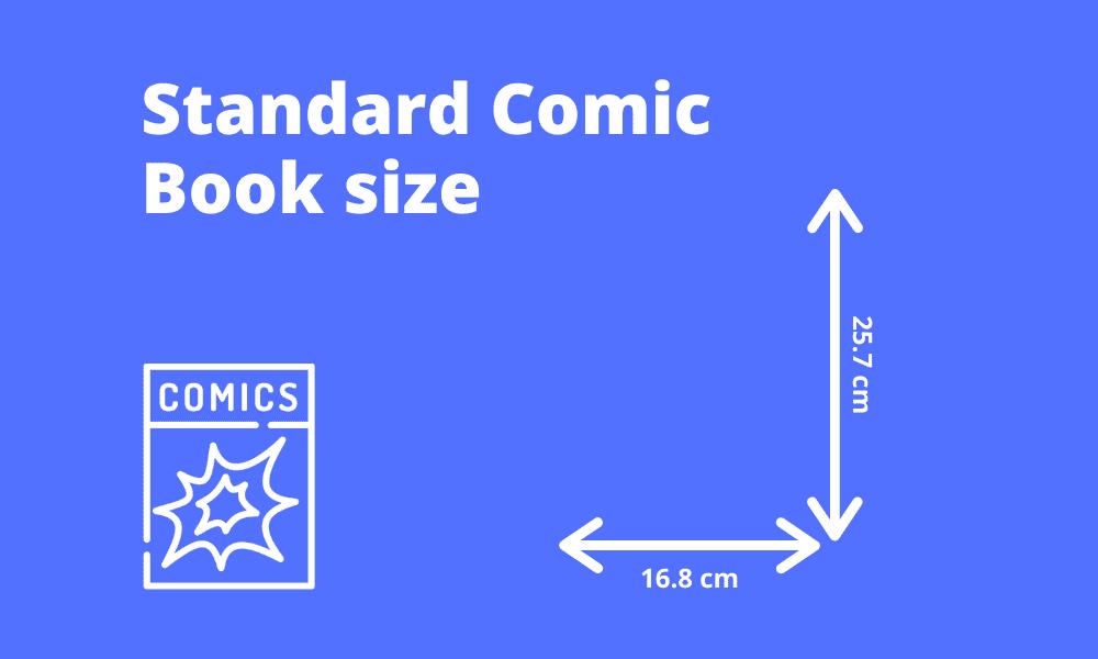 Standard Comic Book Size In 2020