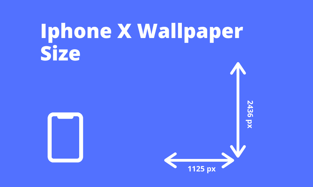 Iphone X Wallpaper Size and Good Wall Paper Examples.