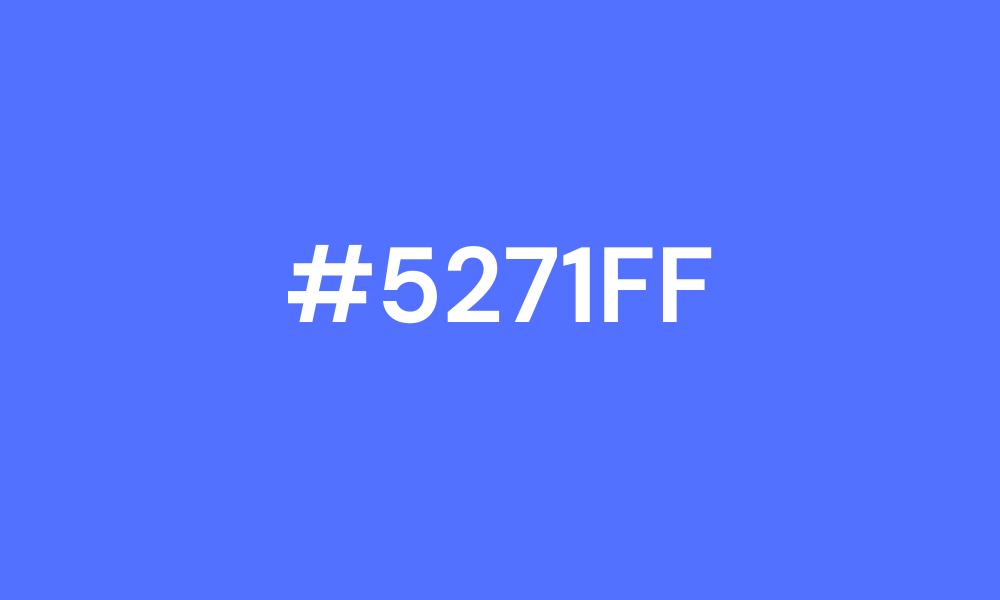 Blue Rainbow Color HEX Code