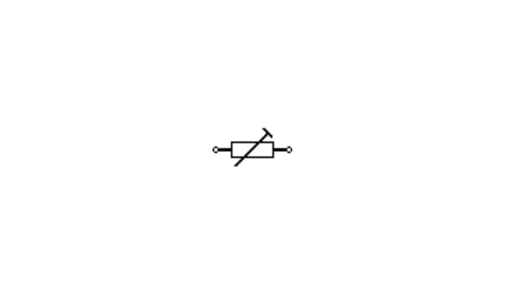 Trimmer Resistor Symbol
