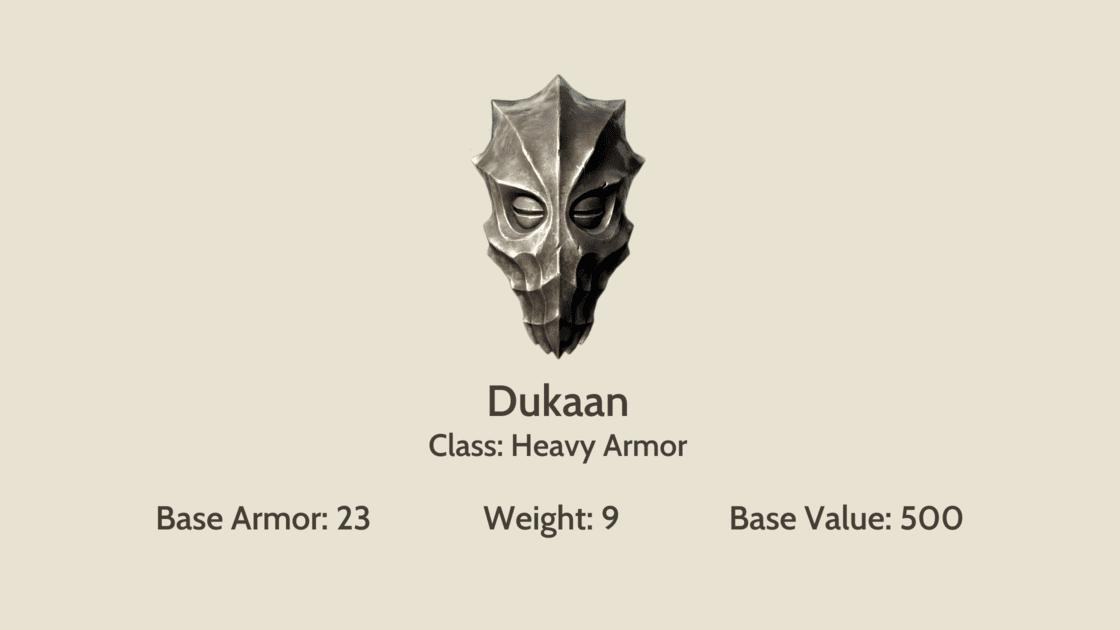 Dukaan mask info card