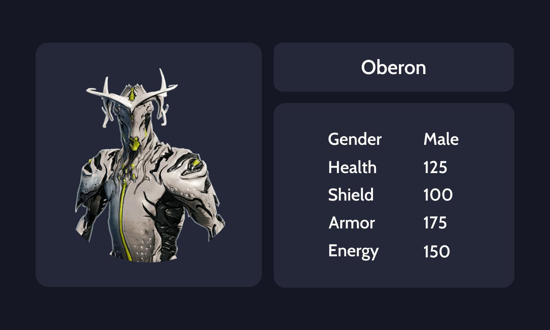 Oberon Info Card
