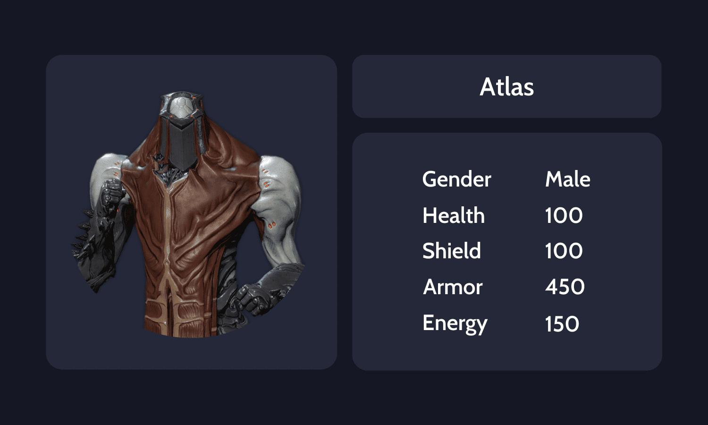Atlas Info Card