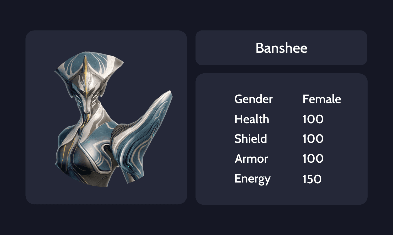 Banshee Info Card