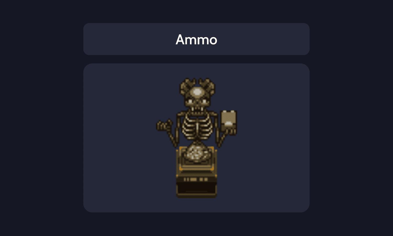 Ammo Info Card