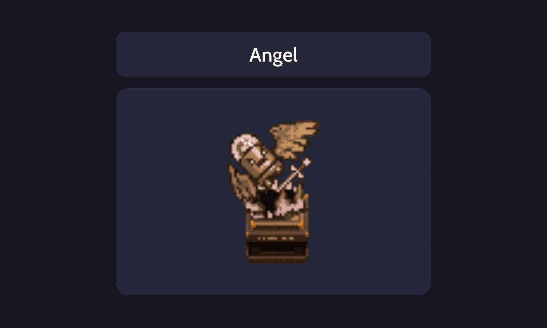Angel Info Card