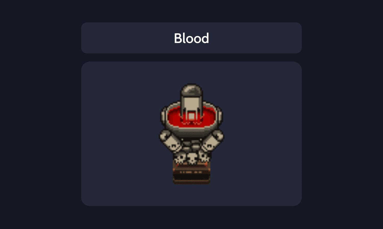 Blood Info