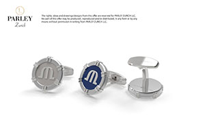 Maurice Lacroix Customer Gift Cufflinks