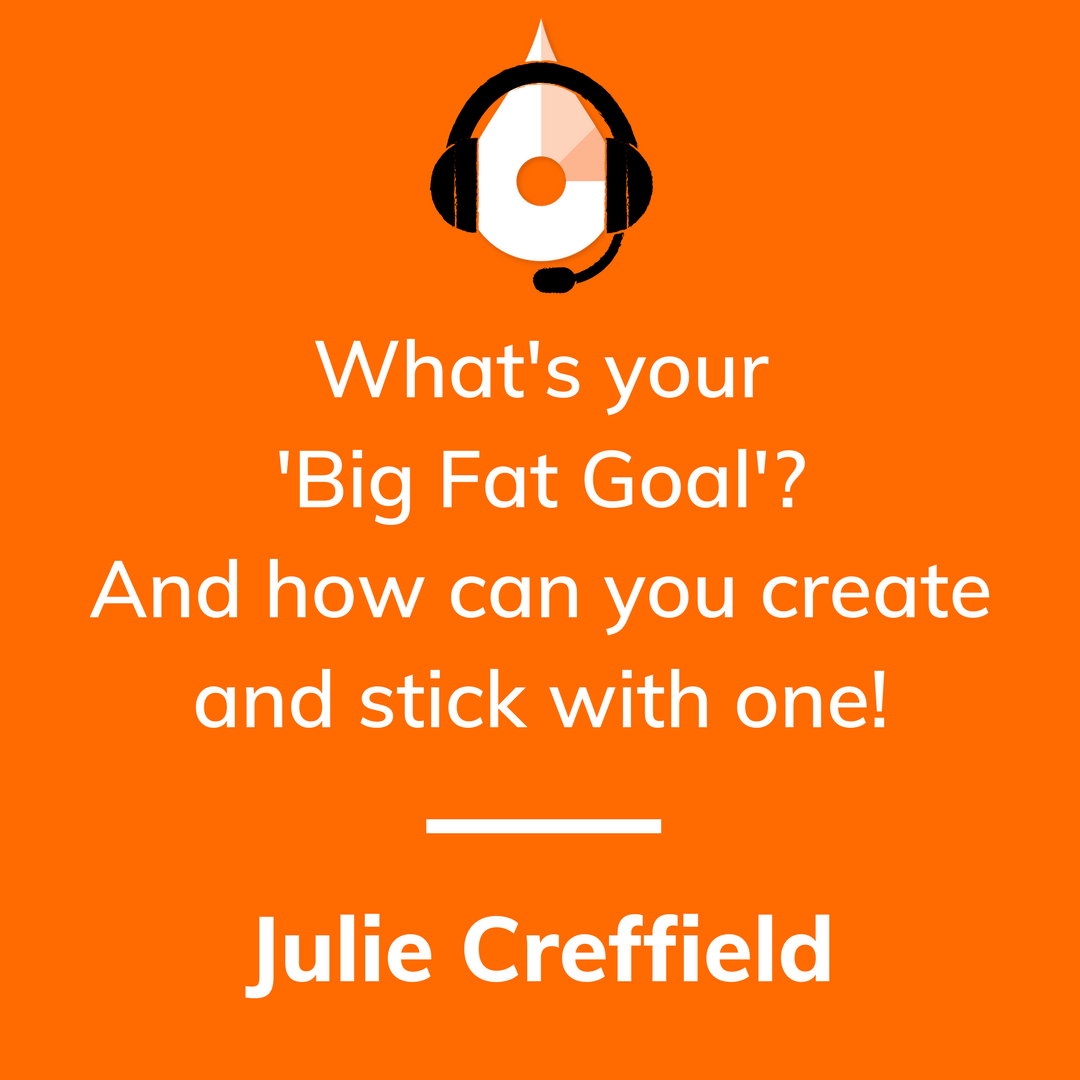 SweatCast | Too Fat to Run, Julie Creffeild