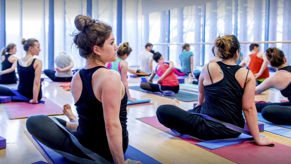 Holistic Yoga Classes