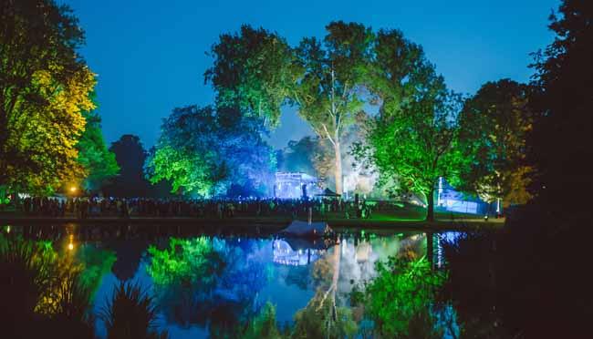 Vondelpark Festival - 150 jaar Vondelpark