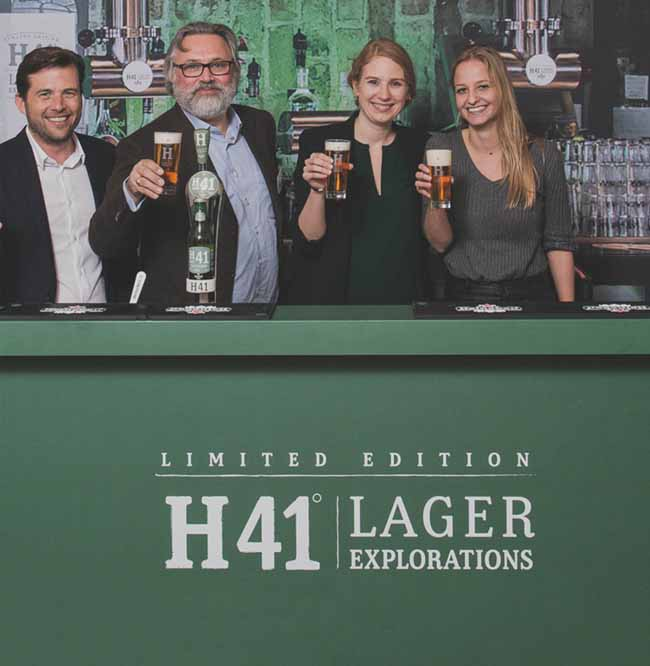 Heineken H41 Press Launch