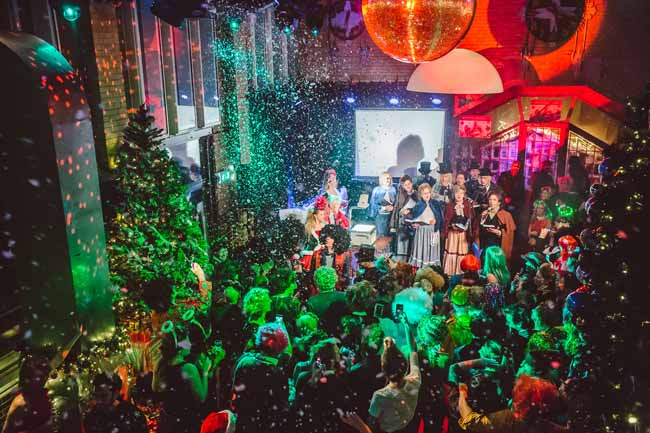 Heineken Christmas Party