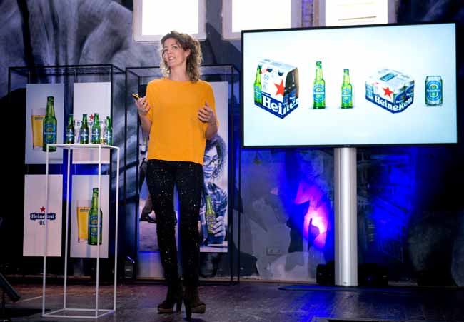 Heineken 0.0 Press Launch