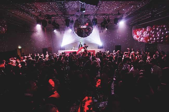 Dance4Life Funky Fundraiser