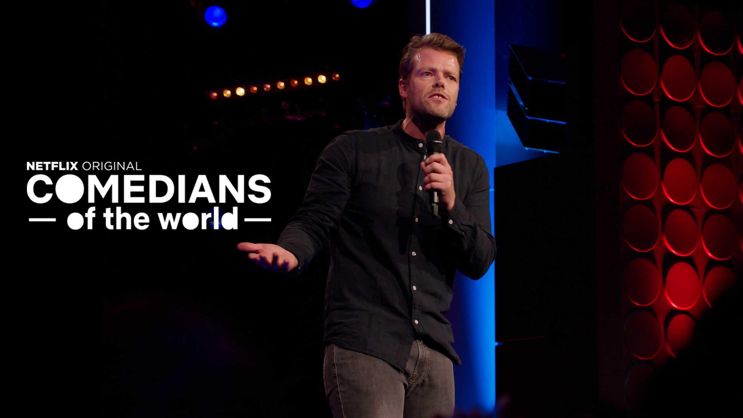 Netflix Original Comedians Of The World
