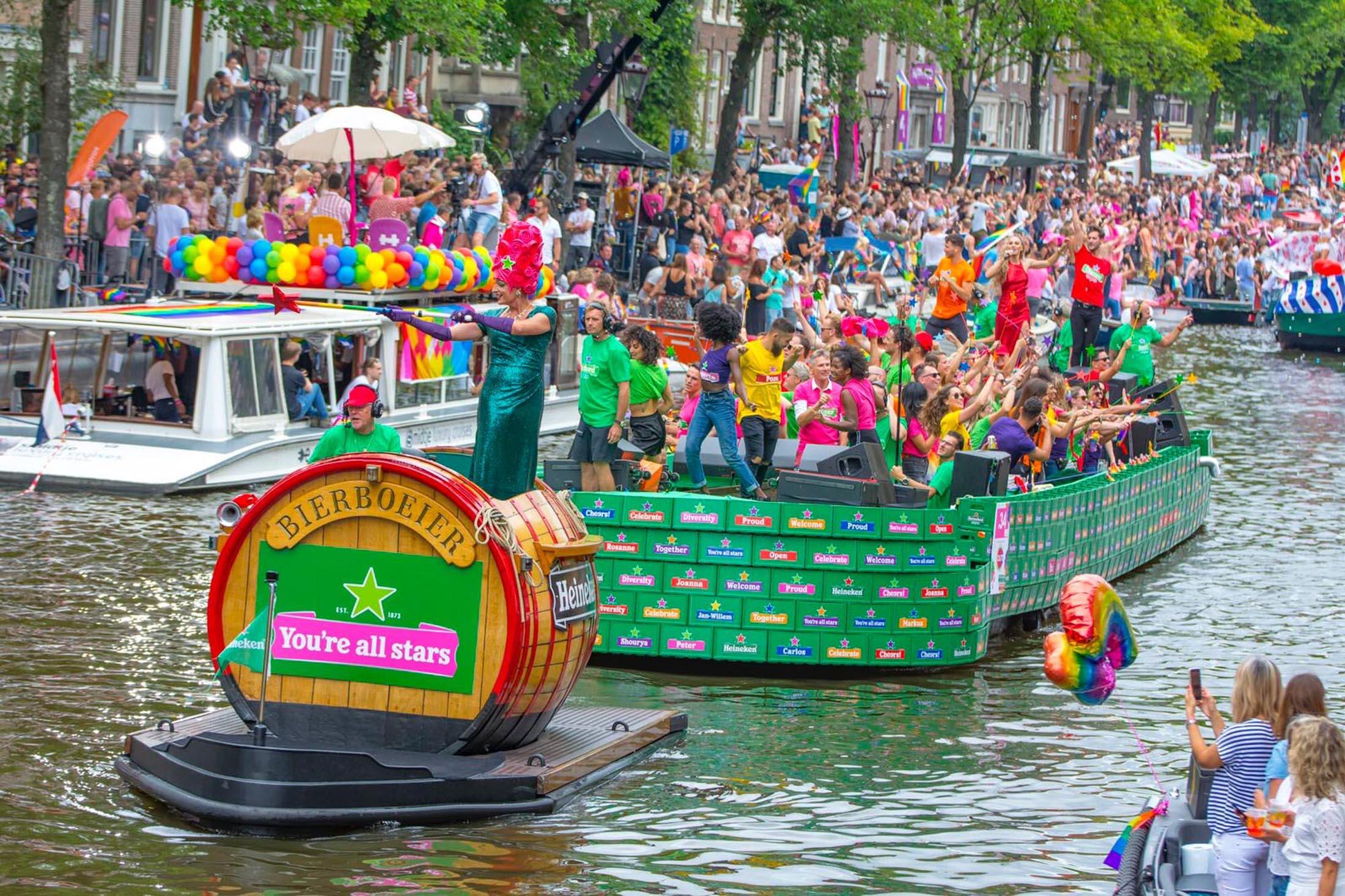 Gay Pride - Heineken