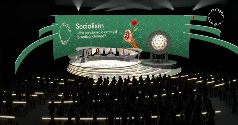 Doha Debates Virtual