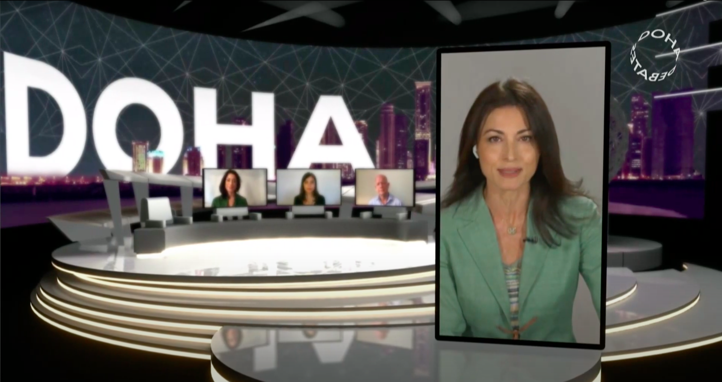 Doha Debates Virtual