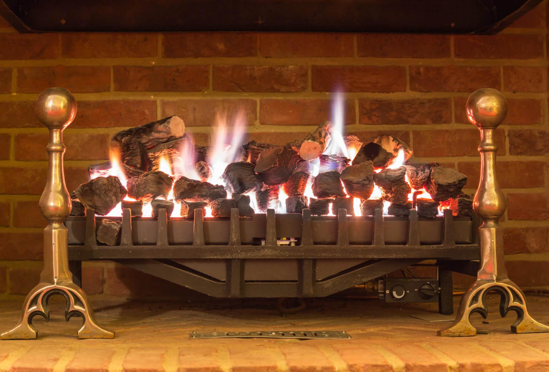 Jacksonville Gas Fireplace Installations