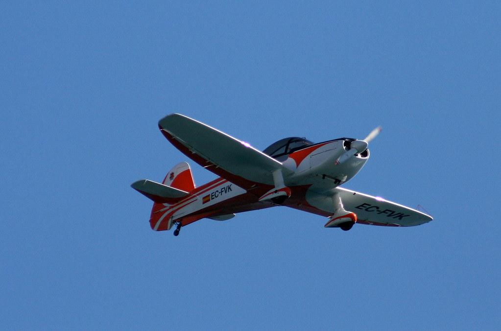 CAP10 aircraft