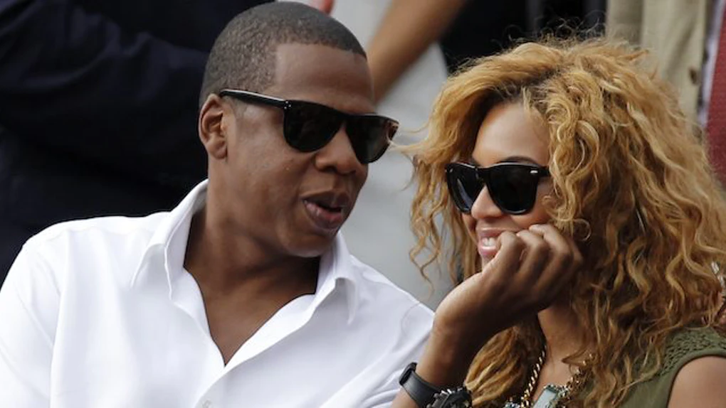 Beyonce and husband