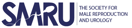 Logo for SMRU: The Society for Male Reproduction and Urology