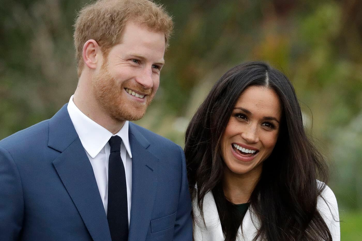 Meghan Markle and Prince Harry sharing about miscarriage