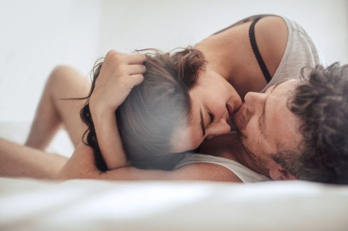 Sometimes, improving your sex life means clearing your schedule. Take the day off of errands and spend the day in bed together. Image courtesy of everydayhealth.com.